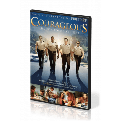 COURAGEOUS HONOR BEGINS AT HOME DVD