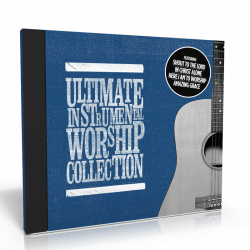 Ultimate Instrumental Worship Collection 2CD -  2016 - Collectif