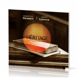 HERITAGE - CANTIQUES & HYMNES VOL. 1 CD